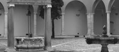 Immagine del Chiostro di San Pietro in Vincoli - pozzo e la fontana